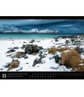 Wall calendar Nordische Welten - Signature Kalender 2022