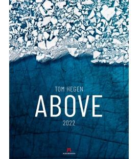 Wall calendar Above - Tom Hegen Kalender 2022