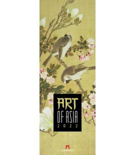Wall calendar Art of Asia Kalender 2022