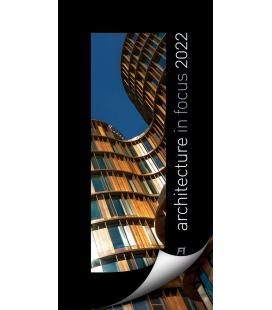 Wall calendar Architecture in Focus Kalender 2022