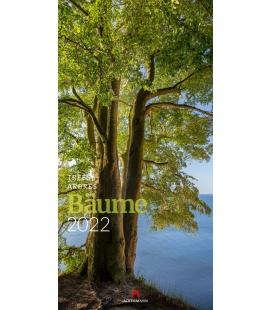 Wall calendar Bäume Kalender 2022