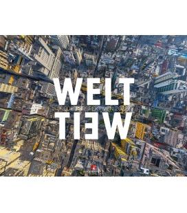 Wall calendar WeltWeit - Die Welt aus der Drohnen-Perspektive Kalender 2022