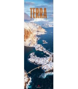Wall calendar Terra Kalender 2022