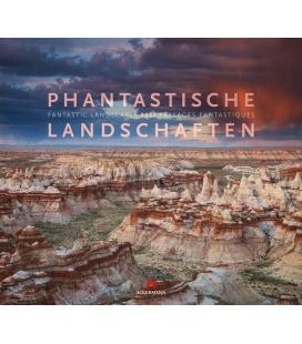 Wall calendar Phantastische Landschaften Kalender 2022