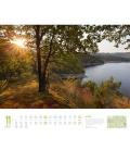 Wall calendar Deutschland Wanderland - Die schönsten Wanderwege Kalender 2022