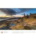 Wall calendar Schottland Kalender 2022
