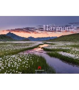 Wall calendar Harmonie Kalender 2022
