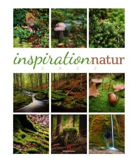 Wall calendar Inspiration Natur Kalender 2022