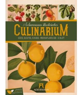 Wall calendar Culinarium - Wochenplaner Kalender 2022