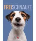 Wall calendar Frei Schnauze Kalender 2022