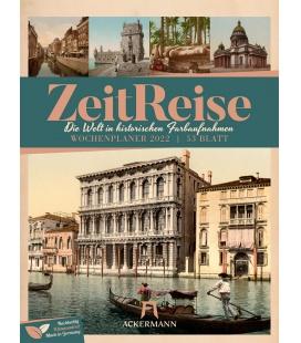 Wall calendar ZeitReise - Wochenplaner Kalender 2022