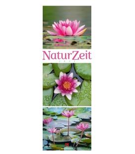 Wall calendar NaturZeit, Triplet-Kalender 2022