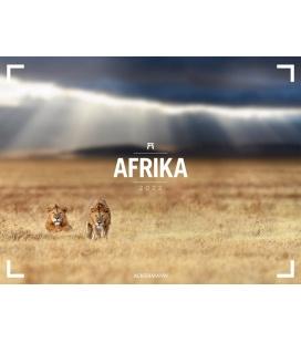 Wall calendar Afrika - Ackermann Gallery Kalender 2022