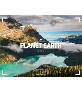 Wall calendar Planet Earth - Ackermann Gallery Kalender 2022