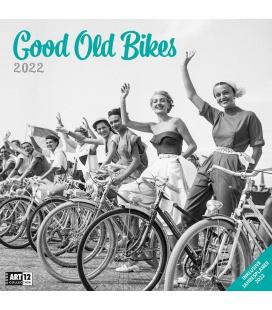 Wall calendar Good Old Bikes Kalender 2022